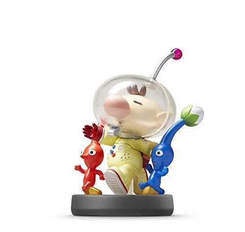 Nintendo Pikmin & Olimar - Figuras de acción y de colección (Collectible Figure, Multicolor)