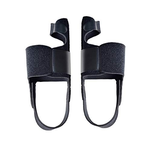 Healifty 1 Paar Ballenschienen Zehenspreizer Hallux Valgus Orthopädisches Fuß-Daumen-Korrektur-Fußpflegewerkzeug