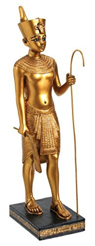 Summit Lower Egypt Tut Collectible Figurine, Egypt by