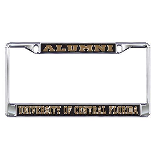 Craftique Central Florida Golden Knights Plate Frame (Domed UCF Alumni Plate Frame (29040))