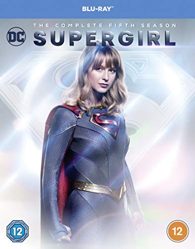 Supergirl the complete fifth season, blu-ray
