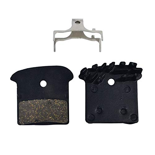 Dasing Brake Pads Hydraulic Disc Brake Metal Cooling Fin Ice Tech for XT SLX Deore for Mountain Bike Accessories