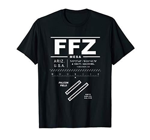 Falcon Field Airport Mesa Arizona FFZ T-Shirt