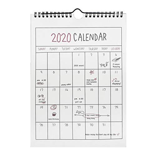 Calendario familiare 2021 XXL 5 colonne Calendario da parete per la famiglia