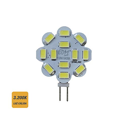 LED-lamp vlakke diamant Edison