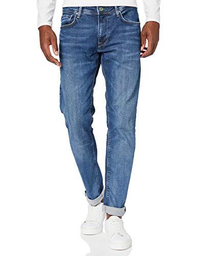 Pepe Jeans Stanley Jeans, Azul (Denim 000), 31W / 34L para Hombre