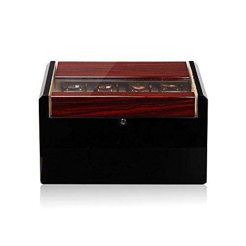 Modalo Imperia Uhrenboxen für 16 Uhren in makassar beige 701662