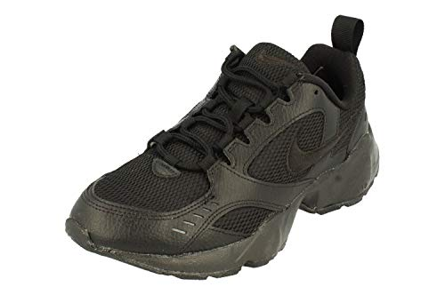 Nike Air Heights Hombre Trainers AT4522 Sneakers Zapatos (UK 8 US 9 EU 42.5, Black Black Black 010)