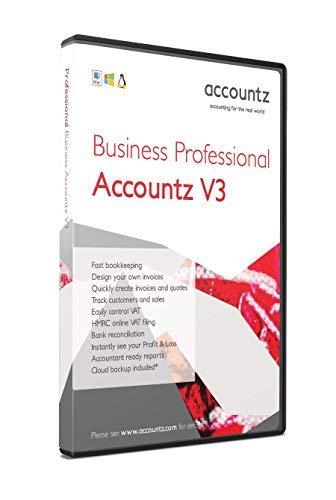 Business Accountz Professional V3 (PC/Mac/Linux) [import anglais]