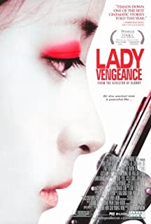 27 x 40 Sympathy for Lady Vengeance Movie Poster