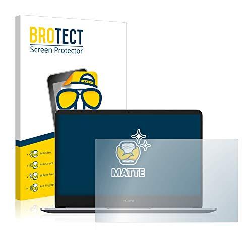 BROTECT Entspiegelungs-Schutzfolie kompatibel mit Huawei MateBook 14