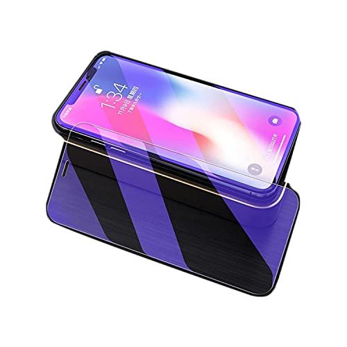 Oluote - Cristal templado compatible con XIAOMI, protector de pantalla sin burbujas de aire, ultra resistente, dureza 9H, cristal templado