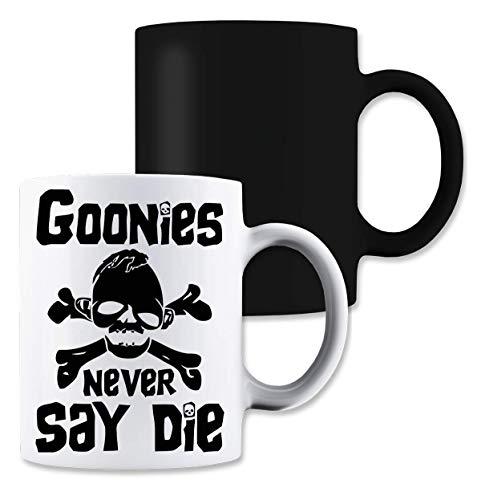 Goonies Never Say De magische thee-koffiemok