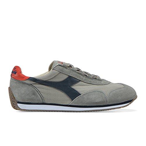 Diadora Heritage - Sneakers Equipe Stone Wash 12 per Uomo e Donna (EU 42.5)