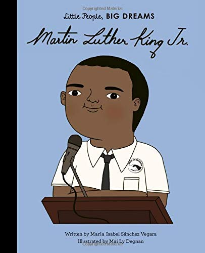 Image of Martin Luther King, Jr. (Little People, BIG DREAMS, 33)