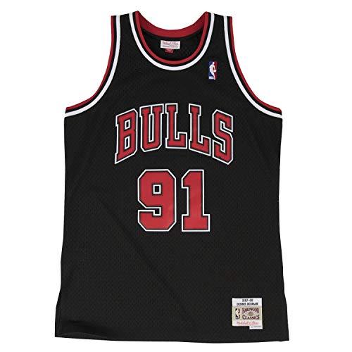 Mitchell & Ness Swingman Mesh Jersey Chicago Bulls 1997-98 Dennis Rodman XXL