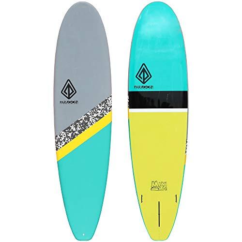 Paragon 5'6 Mini Simmons Foamy Shortboard Surfboard