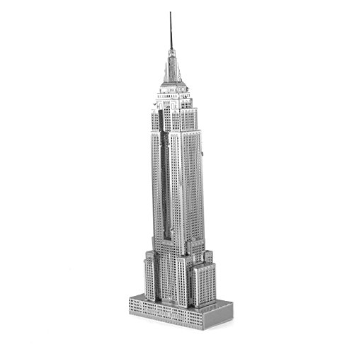 Metal Earth – 5061310 – Maqueta 3D – Iconx – Empire State Building – 12 x 4 cm – 1 Pieza
