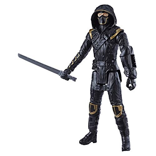 Avengers Marvel Endgame Titan Hero Series Ronin 12'-Scale Super Hero Action Figure Toy with Titan Hero Power Fx Port