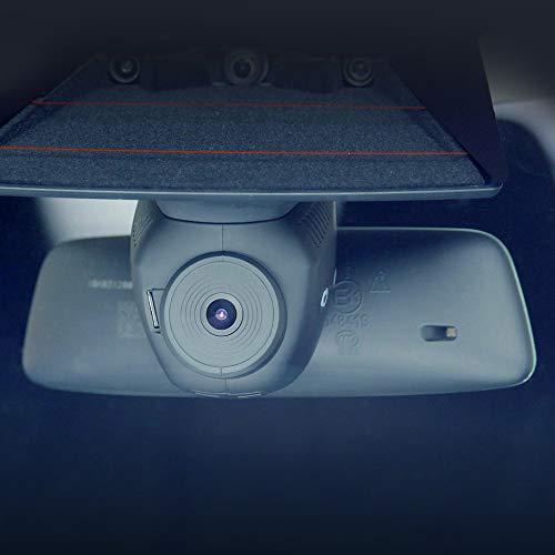 IRO Dashcam for Tesla Model S AP2 Car DVR Full HD 1080P WiFi G-Sensor WDR is Automatic Video Recording
