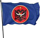 Gsixgoods Flagge 3x5 Ft Polyester Flag Flag of Dardania - Vivid Color and UV Fade Resistant
