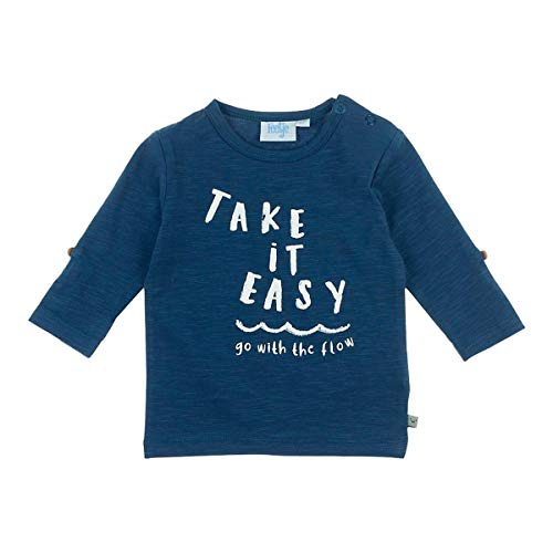 Feetje T-shirt manches longues Take it easy top bébé vêtements bébé, marine
