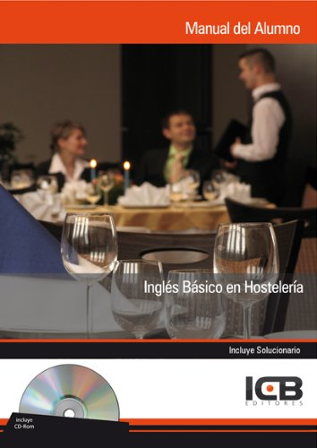 Inglés Básico Hostelería - Incluye Contenido Multimedia