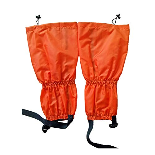 alpscale Unisex Volwassenen Professionele Waterdichte Legging Gaiters Ademende Beschermende Been Cover Anti Tear Sneeuw Gaiters Winter Wandelen Berg Skiën Klimmen Outdoor Sport Accessoires