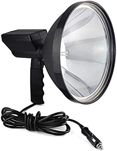 9 pouces Portable De poche Caché Lampe Au Xénon 1000W 245mm Camping En Plein Air Chasse à La Pêche Spot Lumière Spotlight Luminosité