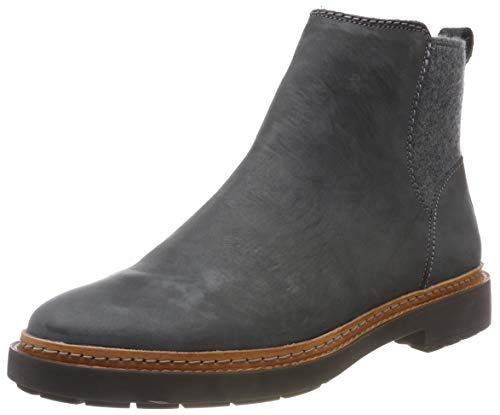 Clarks Trace Fall, Botas Chelsea para Mujer