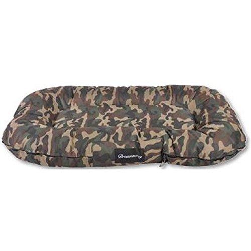 Unica Fabotex Materasso Boston Camouflage 140X105X17 per Cani E Gatti Multicolore