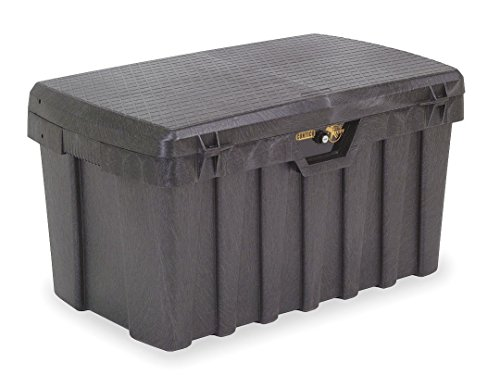 Contico 3725 37' Portable Tool Box, Black