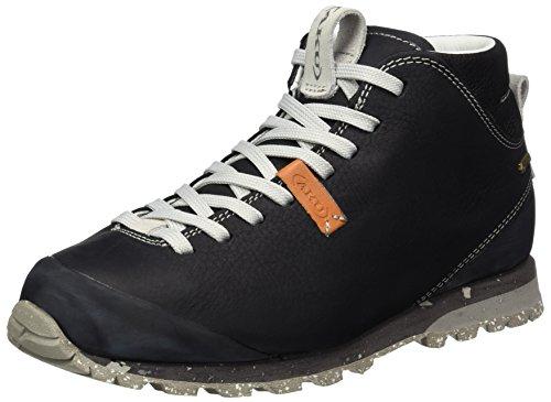 AKU Unisex-Erwachsene Bellamont FG MID GTX Trekking- & Wanderschuhe, Schwarz (Black/White), 43 EU