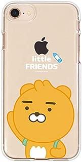 Kakao Friends Little Jelly Case for Apple iPhone 8 Plus/iPhone 7 Plus (Ryan Hi)