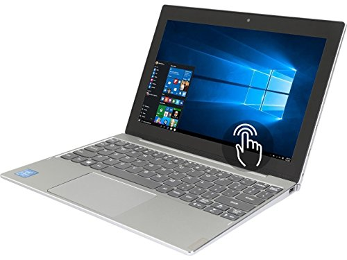 Lenovo MIIX 320 (80XF00DFIN) (Atom Dual Core/4 GB/128 GB/10.1/Windows 10/Integrated)