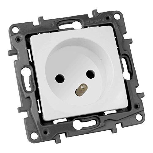 Enchufe 2P + Z 16 A para franz/belg System NILOE 764527 Legrand 2529