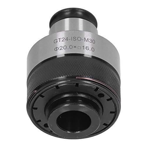 Pinza roscadora tipo torsión, boquilla roscadora GT24-ISO-M30 Suministros industriales Buena resistencia de sujeción Fábrica de acero de alta velocidad para taller de reparación