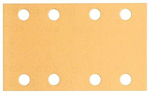Bosch Pro Schleifblatt für Schwingschleifer Holz und Farbe Best for Wood an Paint (10 Stück, Körnung 120, C470)