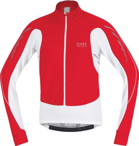 Gore Bike WEAR Herren Trikot Thermo Xenon, red/White, XL