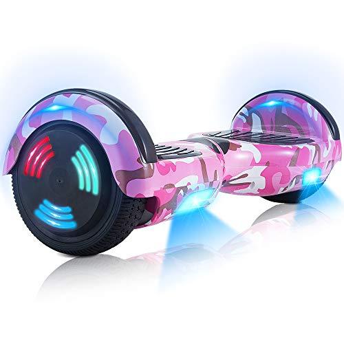 Hoverboard Scooter autobalanceado de 6.5