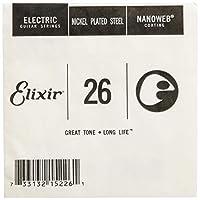 Elixir エリクサー エレキギター用 バラ弦 NANOWEB .026 #15226 【国内正規品】