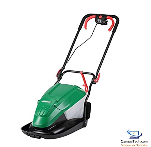 Qualcast Hover Collect Lawnmower – 1500W