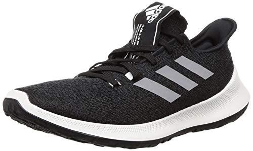 Adidas Men's Cblack/Ftwwht/Carbon Running Shoes-8 UK/India (42 EU) (G27364)