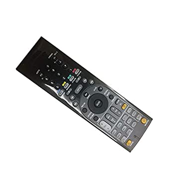 Easy Replacment Remote Control Suitable for Onkyo TX-NR616 TX-NR414 RC-836M RC-735M AV A/V Receiver System