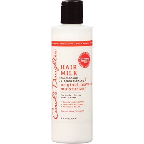 Curly Hair Products by Carol's Daughter, Hair Milk Original Leave In Moisturizer For Curls,...