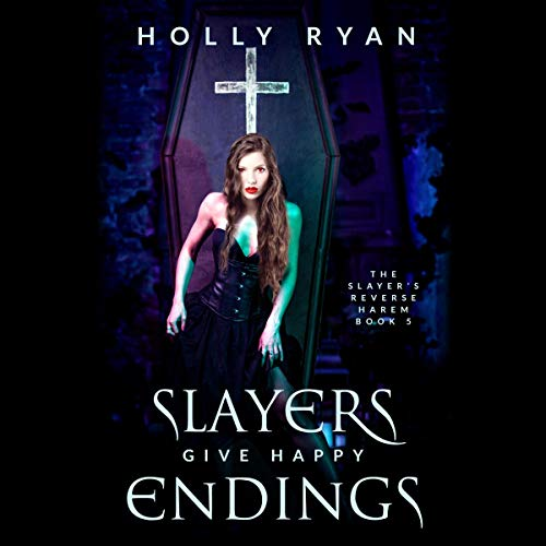 Slayers Give Happy Endings cover art