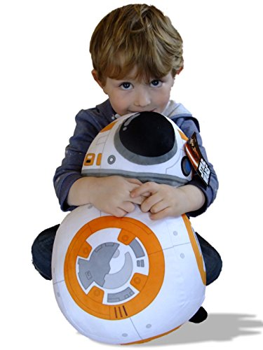 Star Wars 7 Force Awakens LARGE 50cm Plush BB-8 Soft Toy Droid BB8
