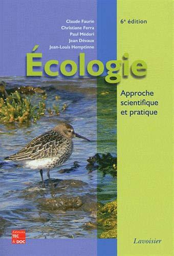Ecologie : Approche scientifique et...