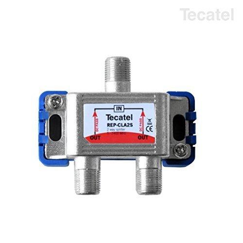 Tecatel distr.ict/telefonia - Repartidor serie class-a 5-2400mhz 2 salidas