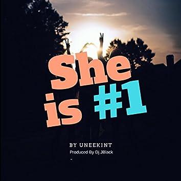 She is #1 (feat. Dj JBlack)